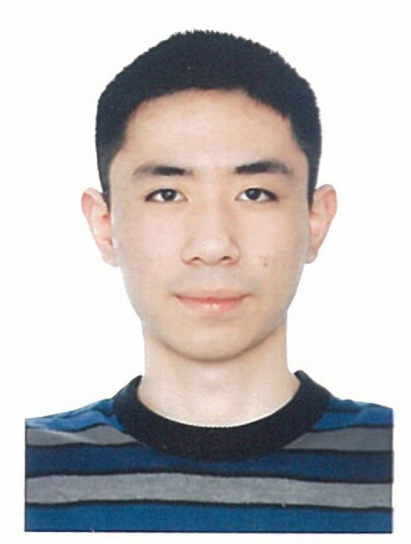 Photo of Tianyi Peng